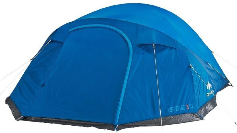Quechua by Decathlon Arpenaz Xl 3 Tent Tent - For 3 Person  sc 1 st  Flipkart & Quechua by Decathlon Arpenaz Xl 3 Tent Tent - For 3 Person - Buy ...