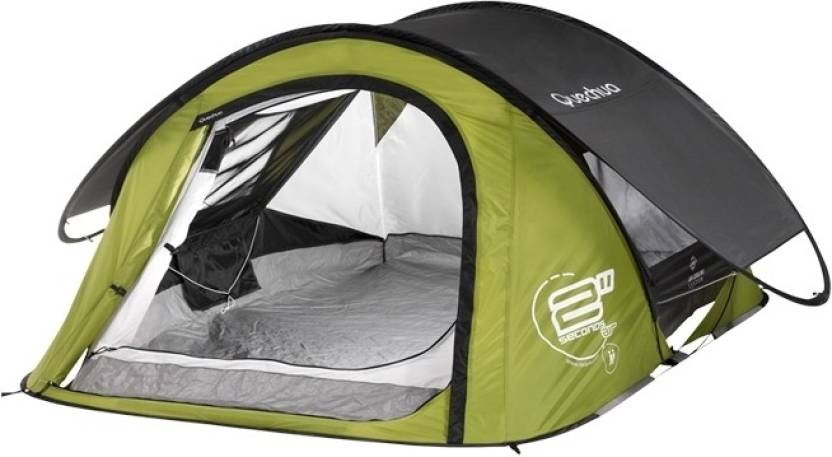 Quechua by decathlon 2 seconds air ii tent for 2 persons buy