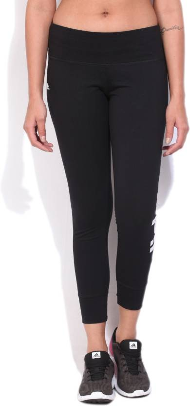 6f93c7e96069e ADIDAS Girls Black Tights - Buy Black ADIDAS Girls Black Tights Online at  Best Prices in India | Flipkart.com