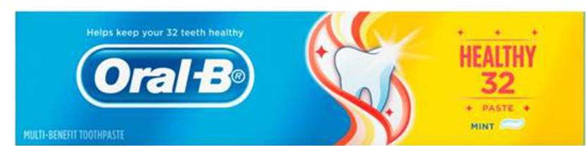 Oral-B Healthy 32 Toothpaste - Buy Baby Care Products in India