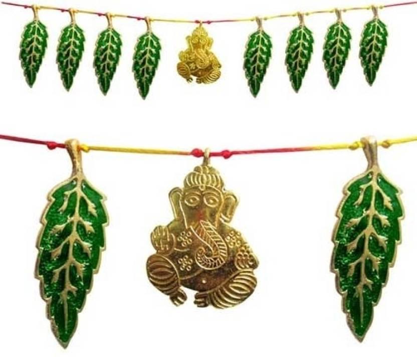 Creativity Centre Auspicious Leaves Bandhanwars Toran