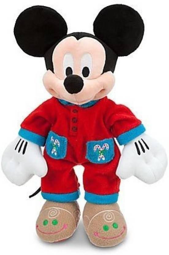 9522f657a324 Disney Share The Magic Mickey Mouse Holiday Pajamas Plush 16 ...