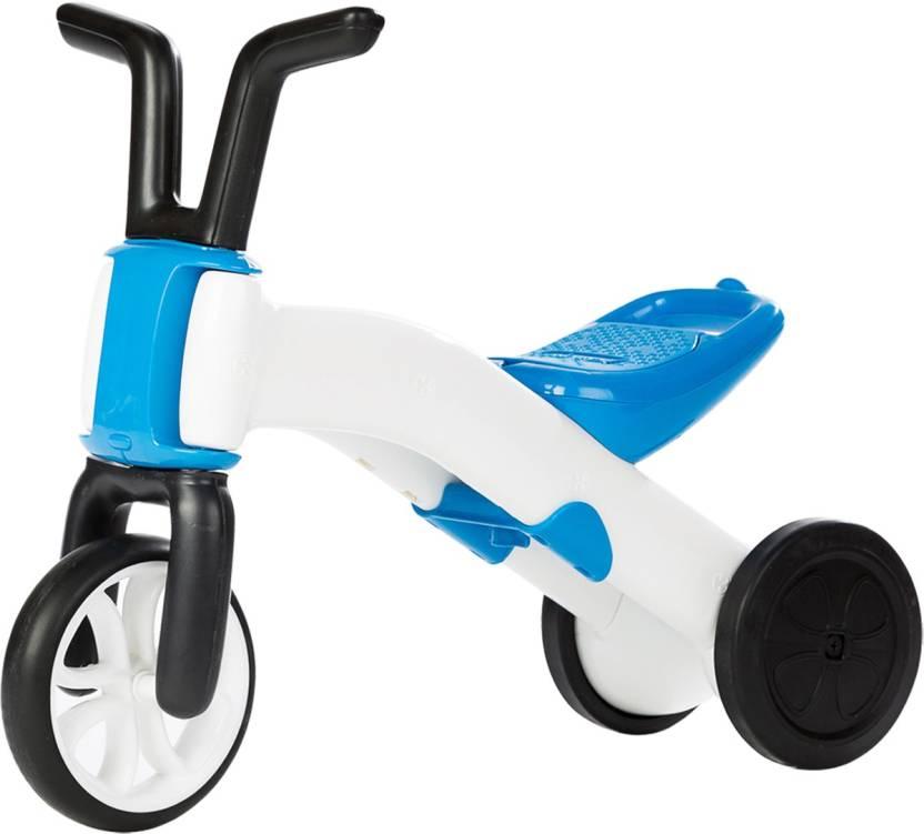 6c6a4ab27685 Chillafish Bunzi 2-In-1 Gradual Balance Bike-Blue Tricycle Price in ...