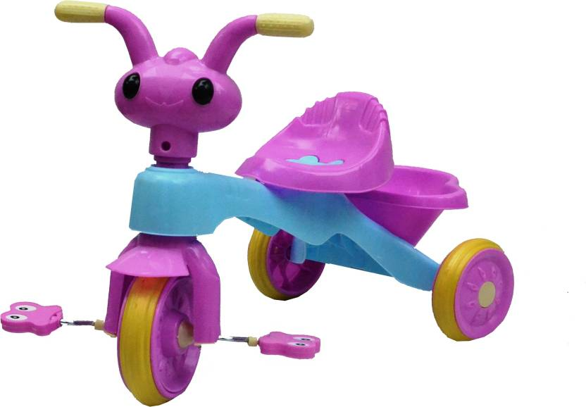 875fce31e0b Taaza Garam Kids Bike Trike Bicycle Tricycle Toddler Children s 3 Wheel Ride  On Toy Tricycle (Multicolor)