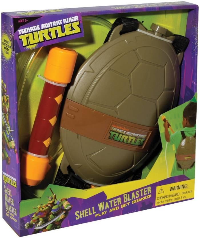 c70758201 Teenage Mutant Ninja Turtles Little Kids Teenage Mutant Ninja Turtles Shell  Water Blaster (Multicolor)