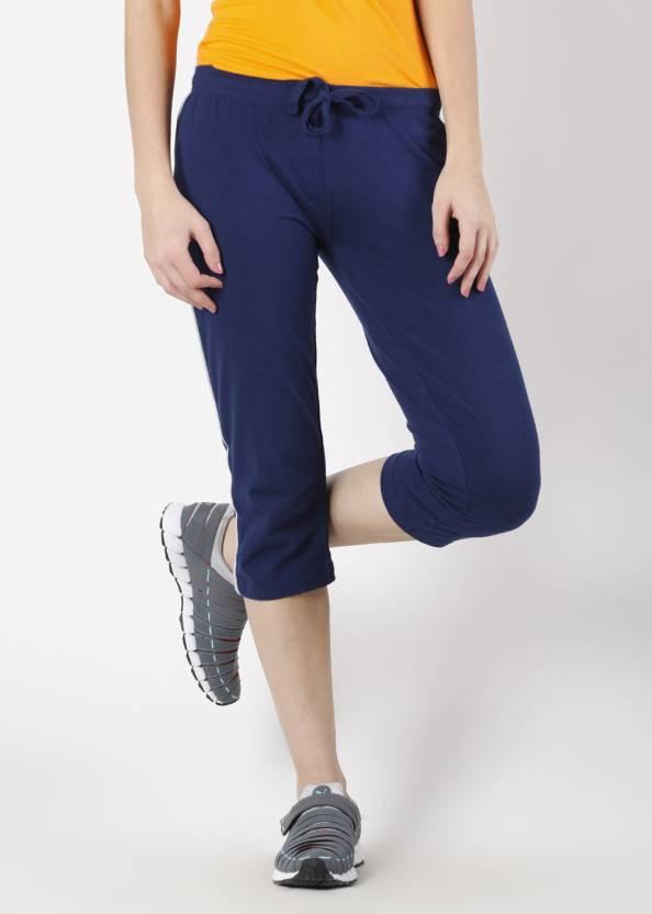 8e50ce3fb1180 Hanes Stretch Yoga WPF71 Solid Women's Blue Track Pants - Buy SR.BLU Hanes  Stretch Yoga WPF71 Solid Women's Blue Track Pants Online at Best Prices in  India ...