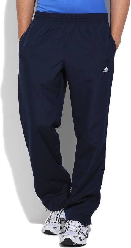 db095233b91e ADIDAS Climalite Training Solid Men s Dark Blue Track Pants - Buy Conavy ADIDAS  Climalite Training Solid Men s Dark Blue Track Pants Online at Best Prices  ...