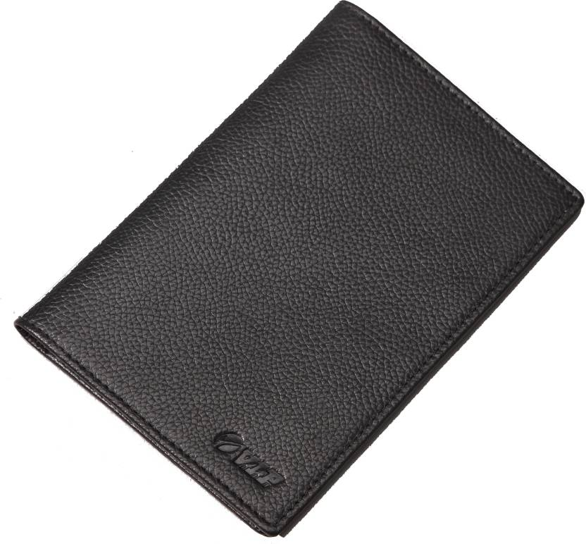 VIP Encore Compact Passport Case Black - Price in India | Flipkart com