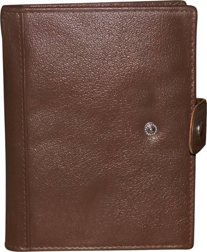 af7192f1580c Kan Pure Leather Travel Document Holder/Passport Organizer For Men & Women