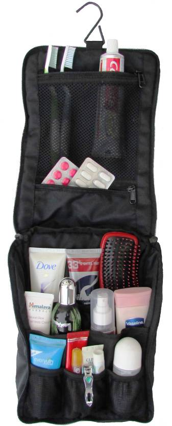 77dd34dc5b Good Times Toiletry Kit Pouch Travel Shaving Bag Price in India ...