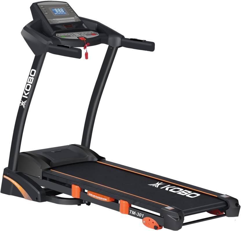 Kobo h p treadmill for home gym cardio fitness