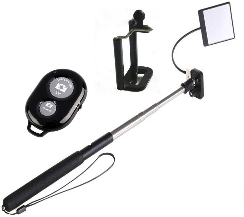 Transview Selfie Stick With Bluetooth Selfie Stick