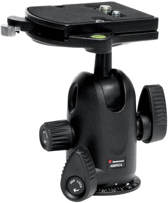 Manfrotto 498RC4 (Ball Head) Tripod Ball Head