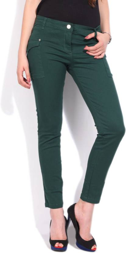 Min 60% Off Western Brands UCB Lee Wrangler By Flipkart | STYLE QUOTIENT BY NOI Women's Trousers @ Rs.479