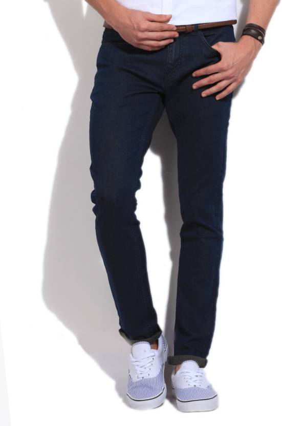 Minimum 60% off On Tops Brands By Flipkart   United Colors of Benetton Skinny Fit Men's Jeans @ Rs.874