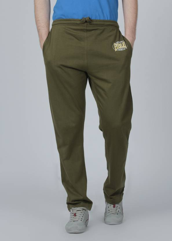 c447096924 Everlast Slim Fit Men s Green Trousers - Buy Green Everlast Slim Fit Men s  Green Trousers Online at Best Prices in India