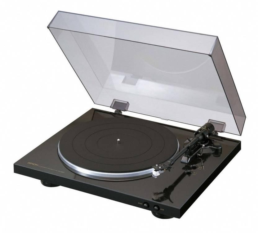 Denon DP 300F Turntable