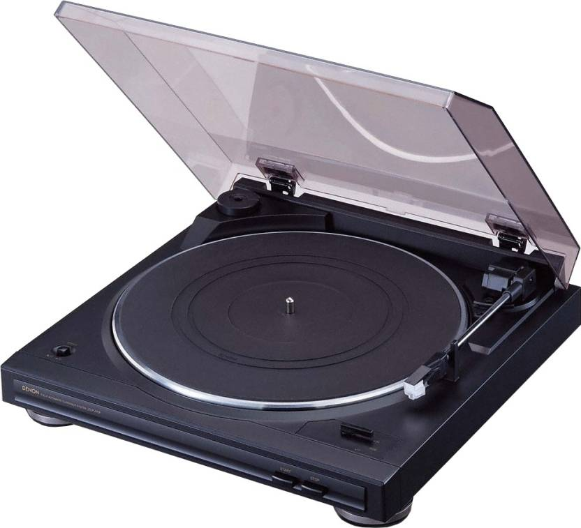Denon DP 29F Turntable
