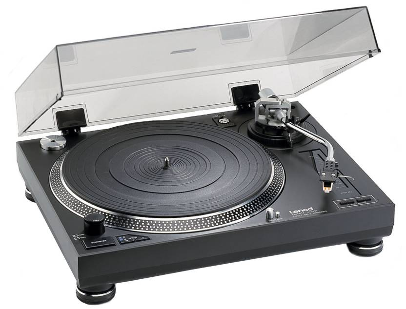 Lenco L-3807 Turntable