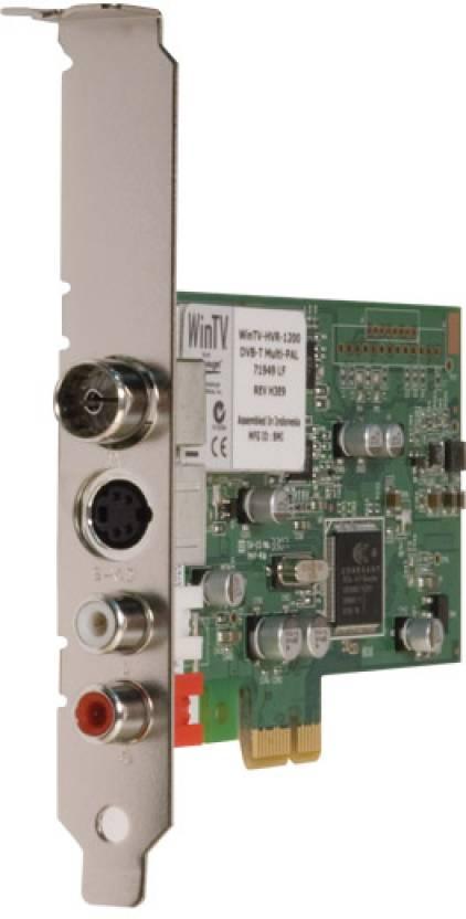 Hauppauge WinTV-HVR-1200 Media Center Kit TV Tuner Card