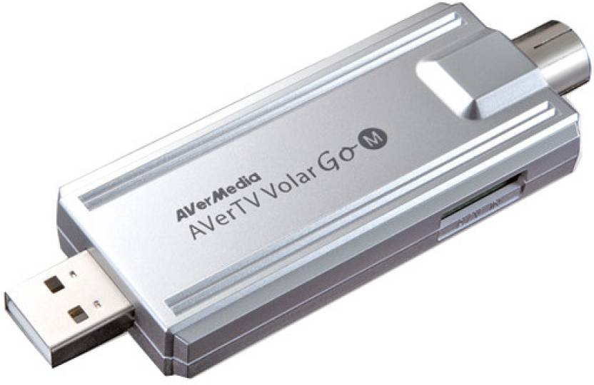 AverMedia AverTV Volar Go M TV Tuner Card for MAC