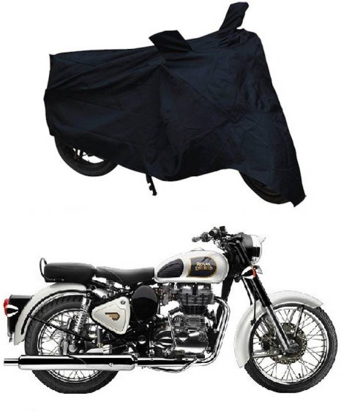 ARCENT Two Wheeler Cover for Royal Enfield  (Blue, Classic 350) By Flipkart @ Rs.183