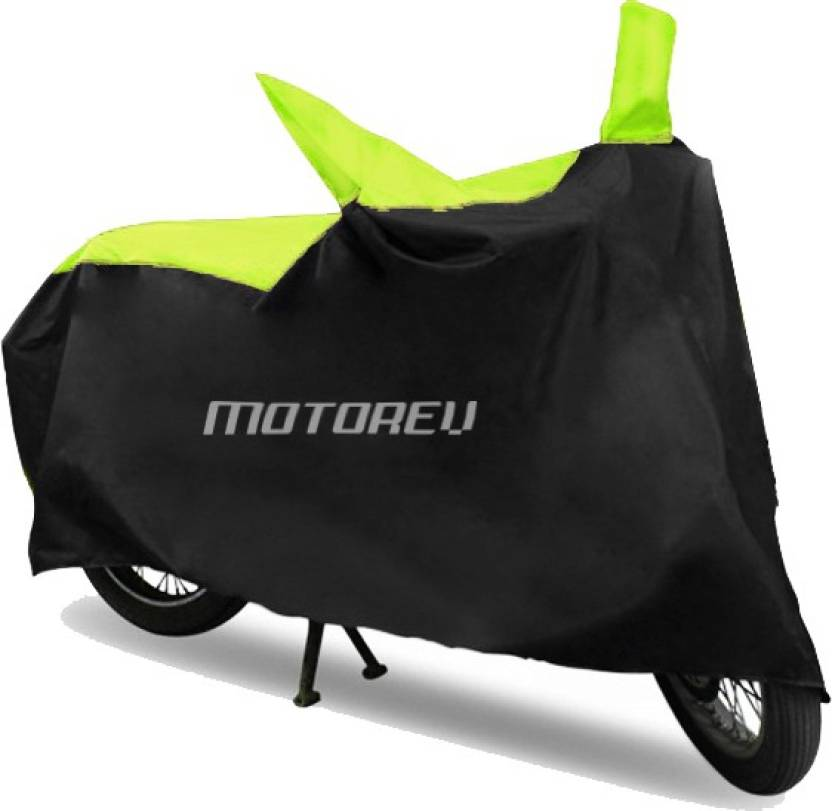motorev Two Wheeler Cover for Hero