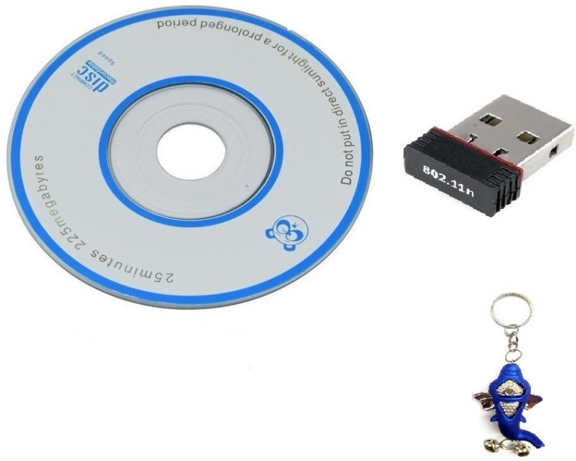 300M Mini USB 2.0 WiFi Adapter Dongle Wireless Network Card Receiver for Desktop