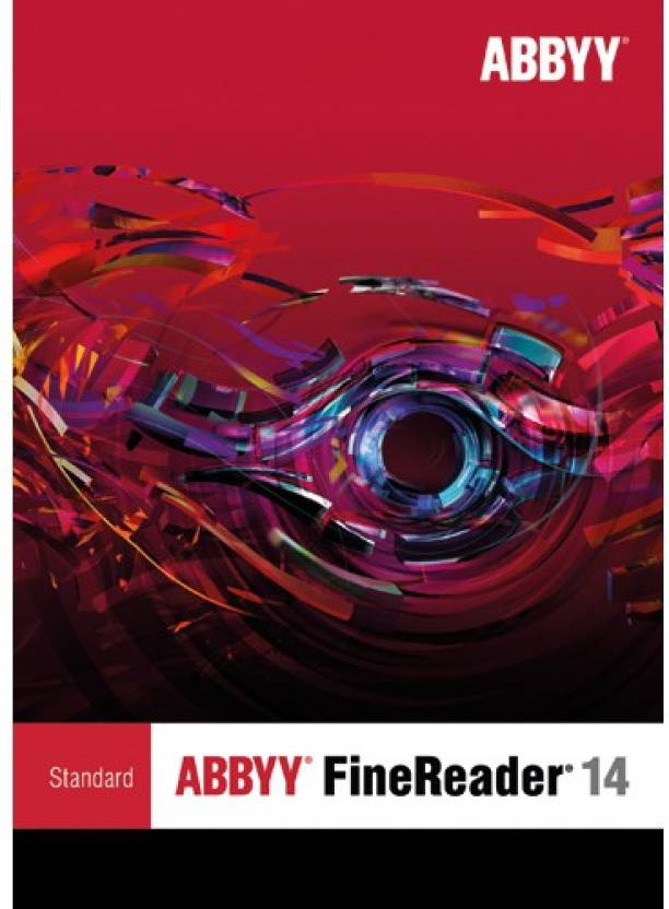 Abbyy Fine Reader 14 standard Price in India - Buy Abbyy