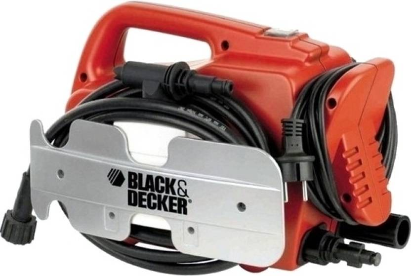 Black Amp Decker Pw1300c High Pressure Washer Price In India