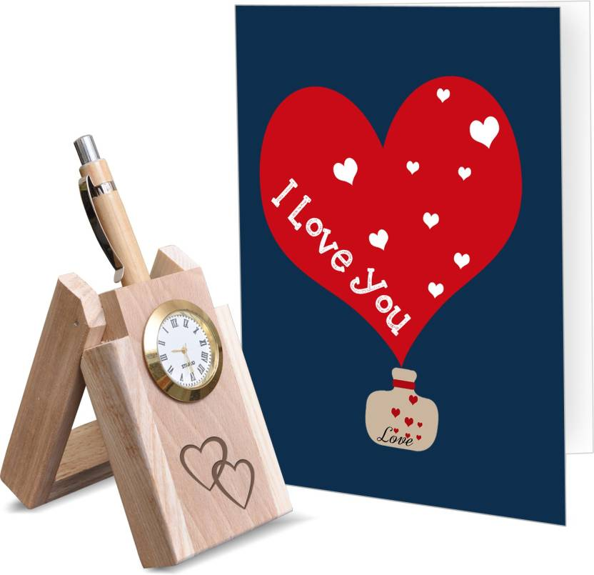 Tiedribbons Valentine S Day Special Gifts For Boyfriend Clock