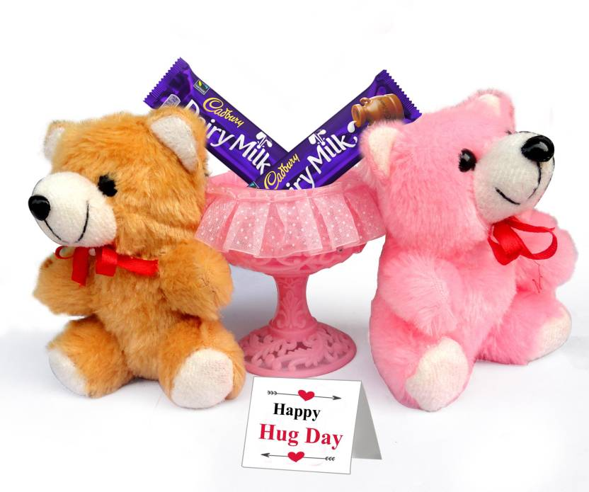 Tied Ribbons Tied Ribbons Valentine Week Hug Day Special Kiss