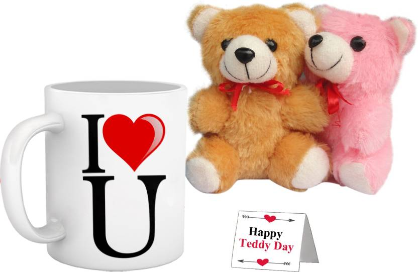 Tiedribbons Valentine S Day Best Ing Teddy Gift Promise Hug Propose Kiss Combo Boy Friend