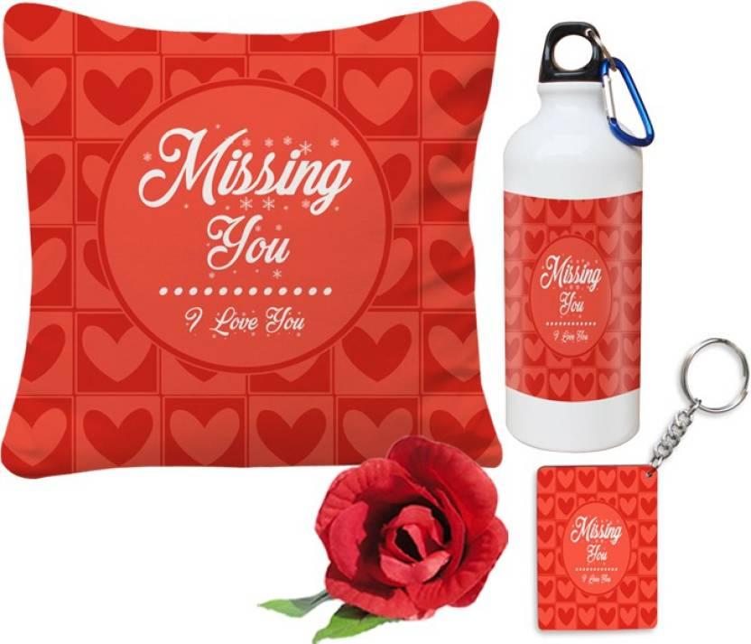 Sky Trends Love Valentine Gifts For Girlfriend Boyfriend Printed