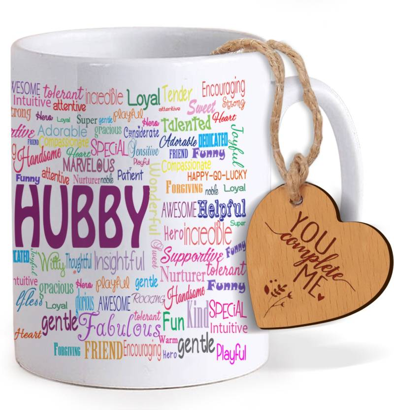 Tiedribbons Valentine S Day Romantic Gifts For Husband Coffee Mug