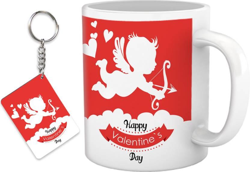 Tiedribbons Best Valentine S Day Gift For Girlfriend Boyfriend Mug