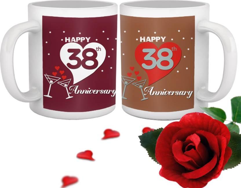 Tied Ribbons Mug Gift Set