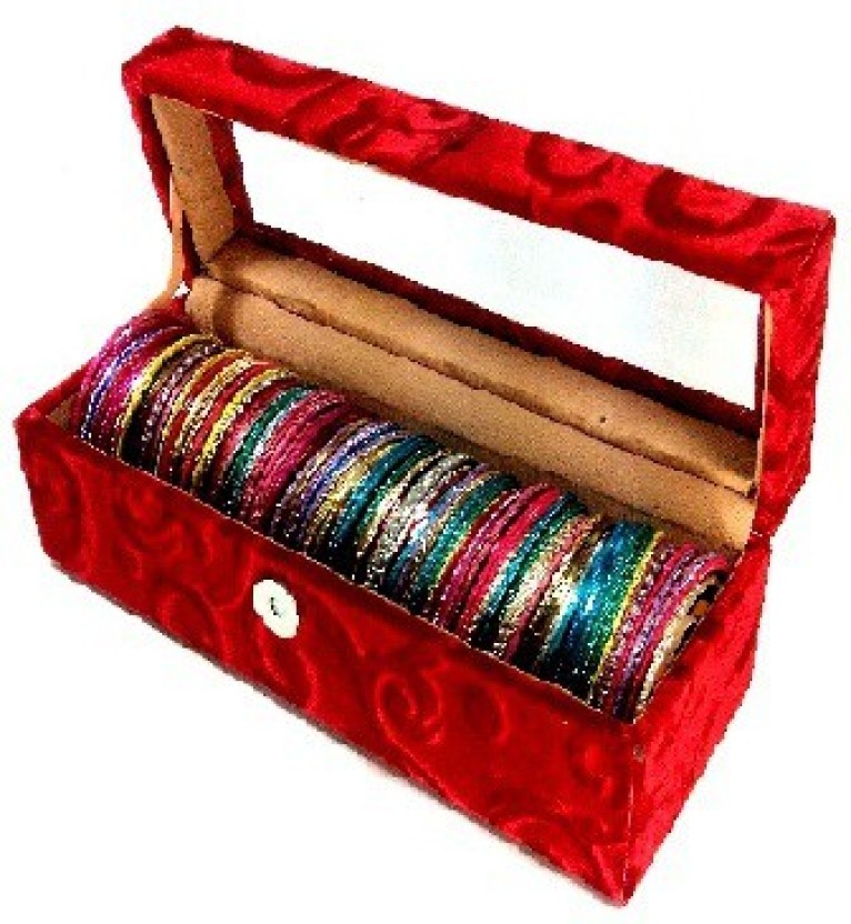 Addyz Jewelry Bangle Box Transparency-1 Rod Jewelry Storage Vanity Box  sc 1 st  Flipkart & Addyz Jewelry Bangle Box Transparency-1 Rod Jewelry Storage Vanity ...