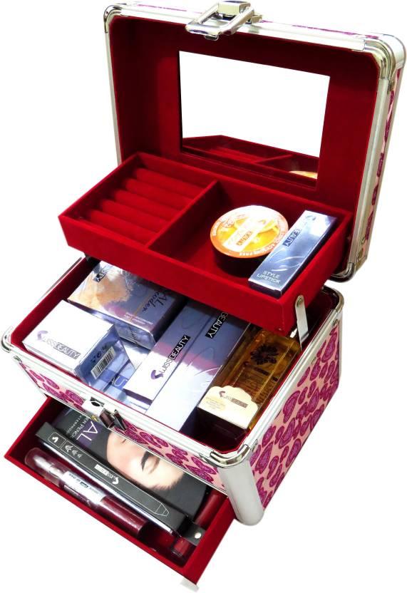 Swiss Beauty Box Makeup Vanity