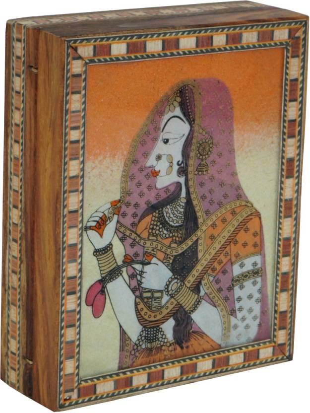 R S Jewels Jaipur Gem Stone Painting Wooden Handicraft Jewellery