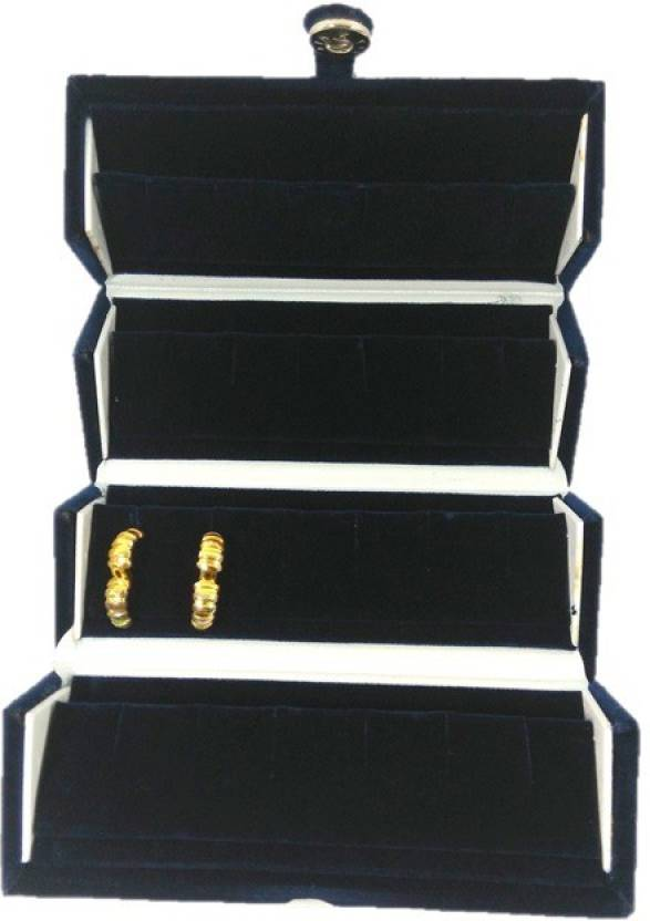 Addyz Earring Box Jewellery Vanity