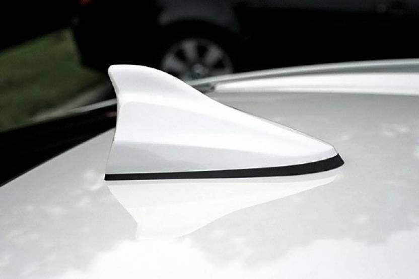 Red Club Accessories White Shark Fin Replacement Signal