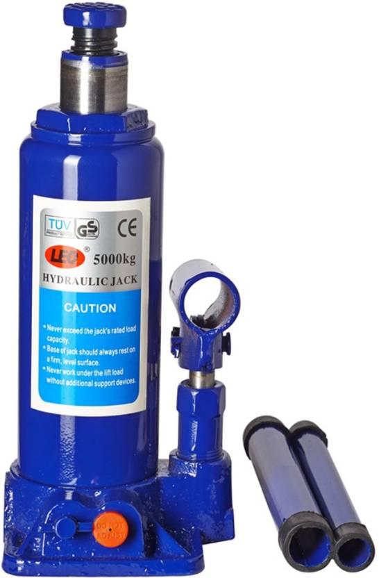 Kozdiko 5 Ton for Hyundai Grand i10 Hydraulic Bottle Vehicle Jack
