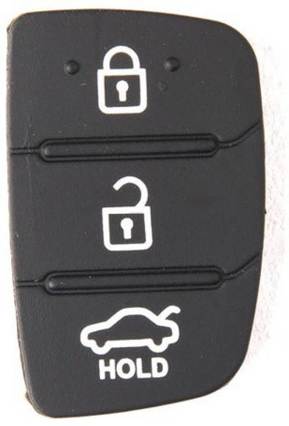 KEYZONE.IN replacement keypad Car Key Cover