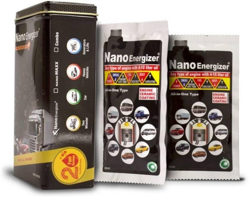 Nanologic NE3 Nanoenergizer For Truck High-Mileage Motor Oil Price