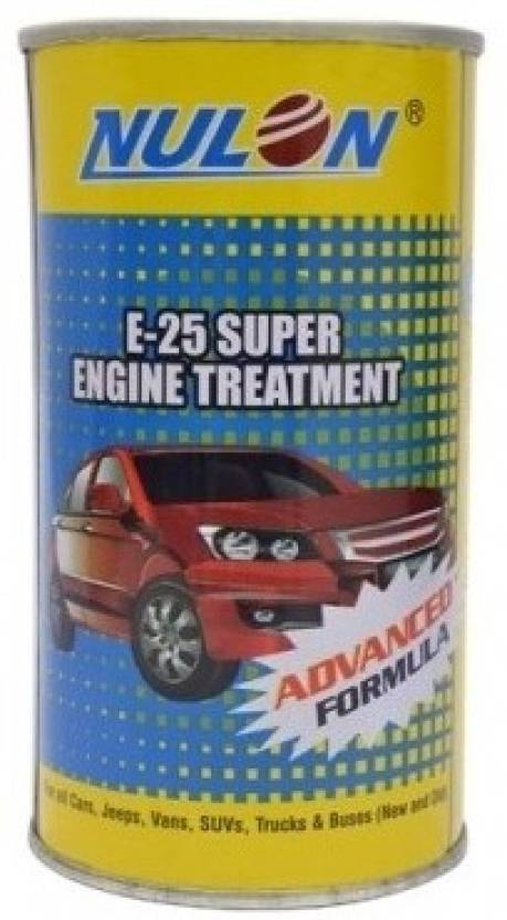 Nulon E-25 Super Engine Treatment Additives High-Mileage Motor Oil