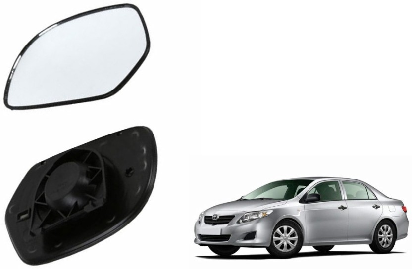 Speedwav Manual Rear View Mirror For Toyota Corolla