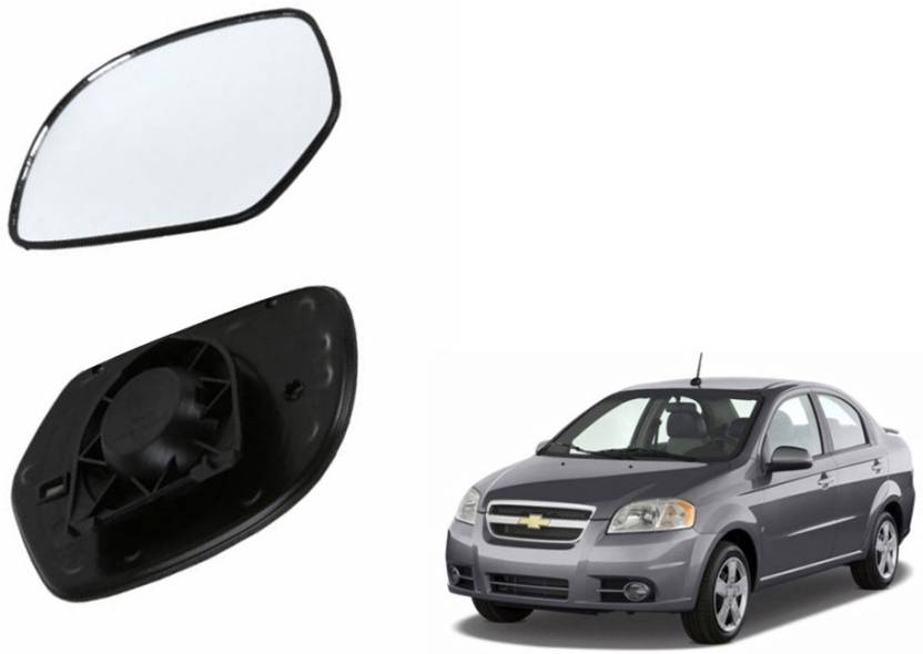 Speedwav Manual Rear View Mirror For Chevrolet Aveo Price In India