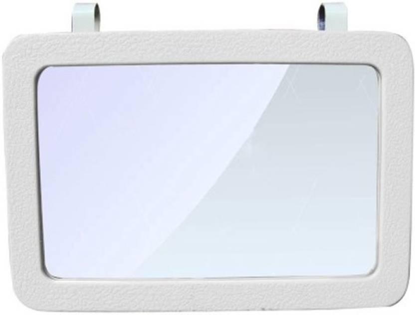 Cp Bigbasket Manual Vanity Mirror For Universal Car