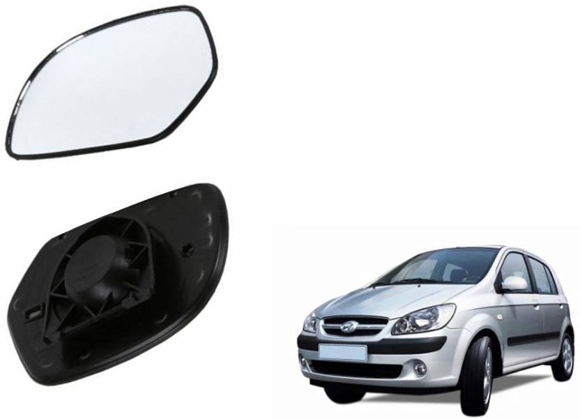 Sdwav Manual Rear View Mirror For Hyundai Getz Home Automotive